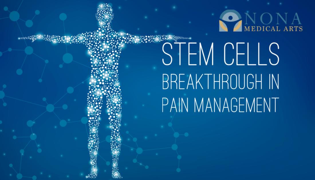 Stem Cells Provide Pain Relief